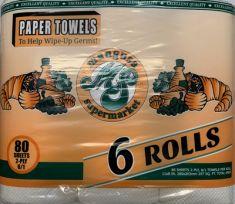 Mangusa Paper Towels 6